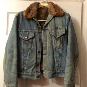 Wrangler vintage jean jacket 70's
